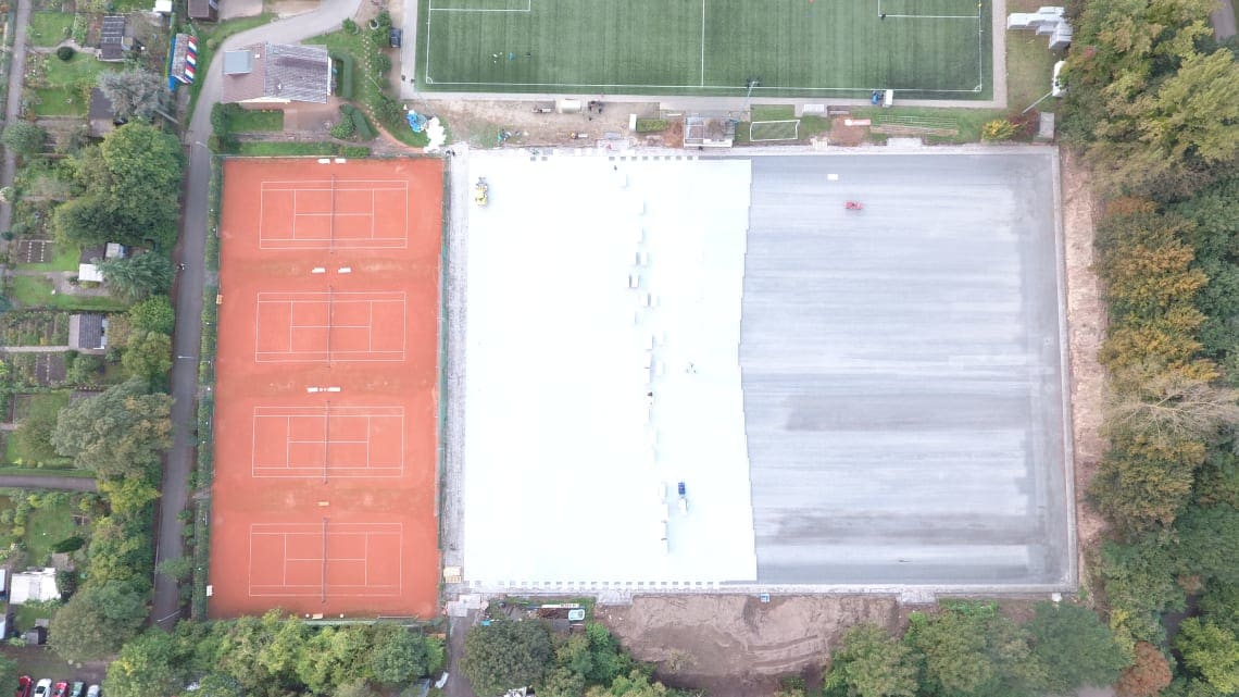 Neuer Fussballplatz in MA-Lindenhof 4