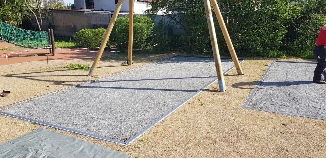 Spielplatz Neuerung 1