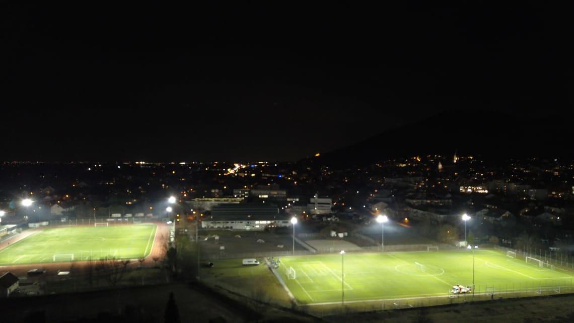 Flutlichtanlage Dossenheim 3