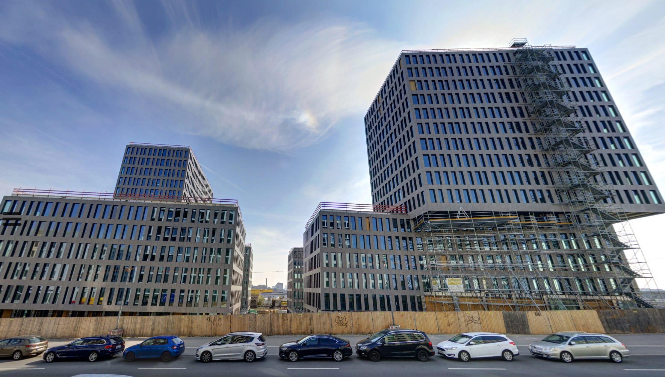 Kap West München 360 Grad Rundgang