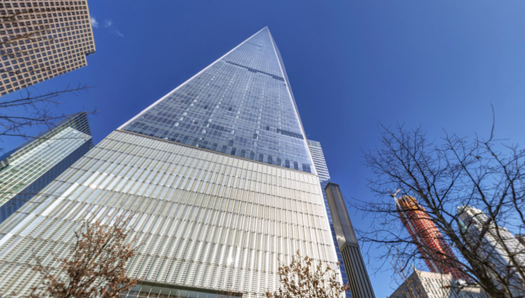 One World Trade Center New York 360 Grad Rundgang