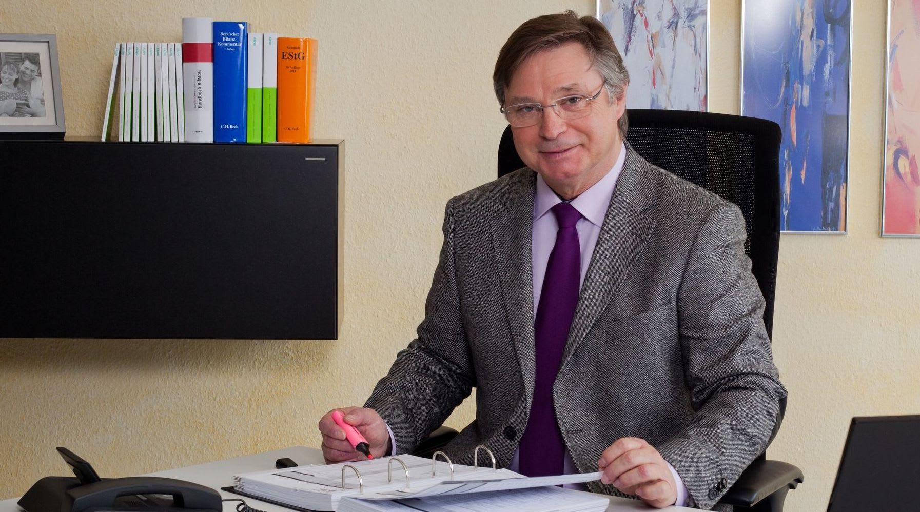Karlheinz Ulrich Steuerberater
