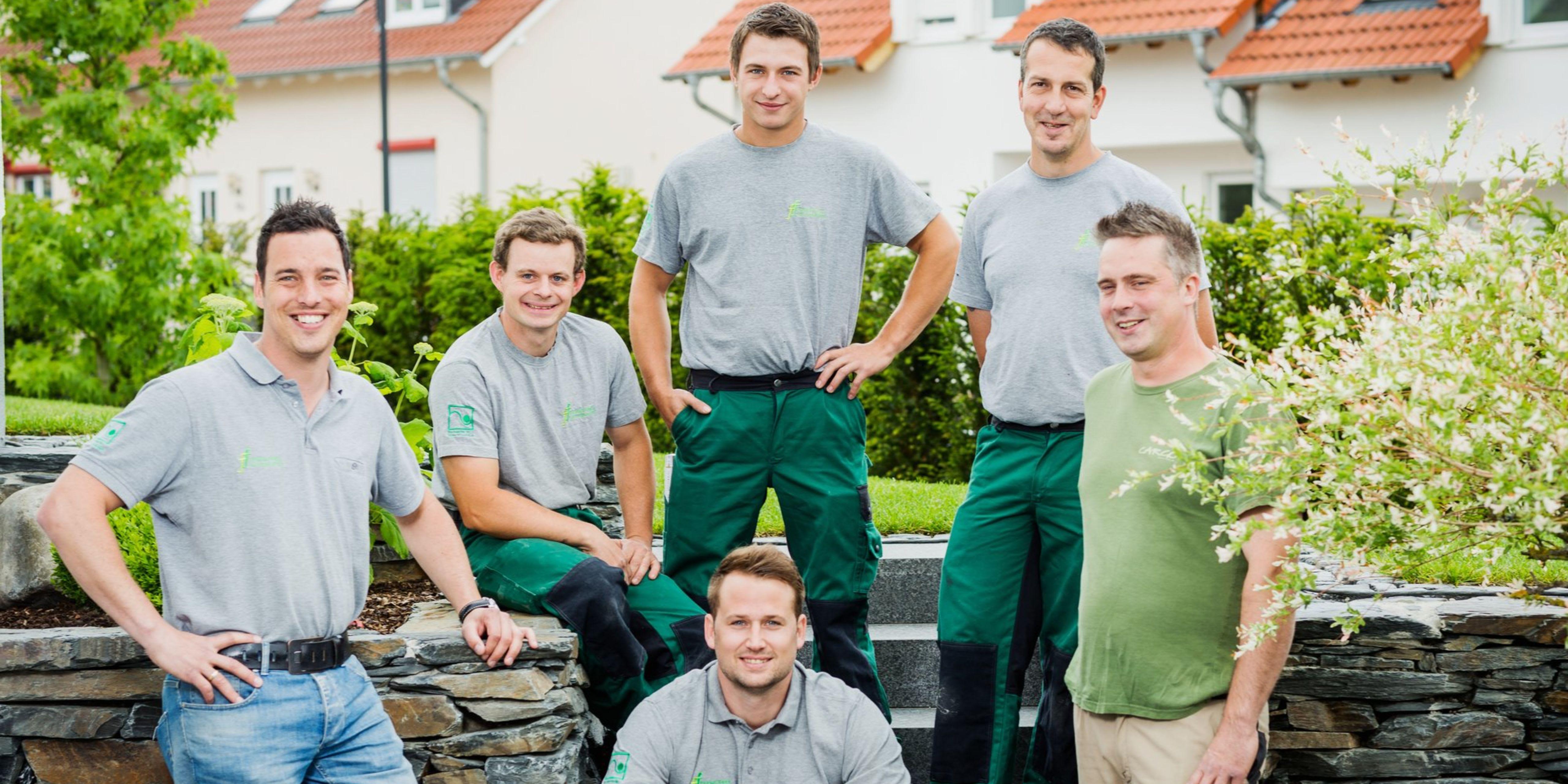 Teambild 2 Gartengestaltung Florian Feth