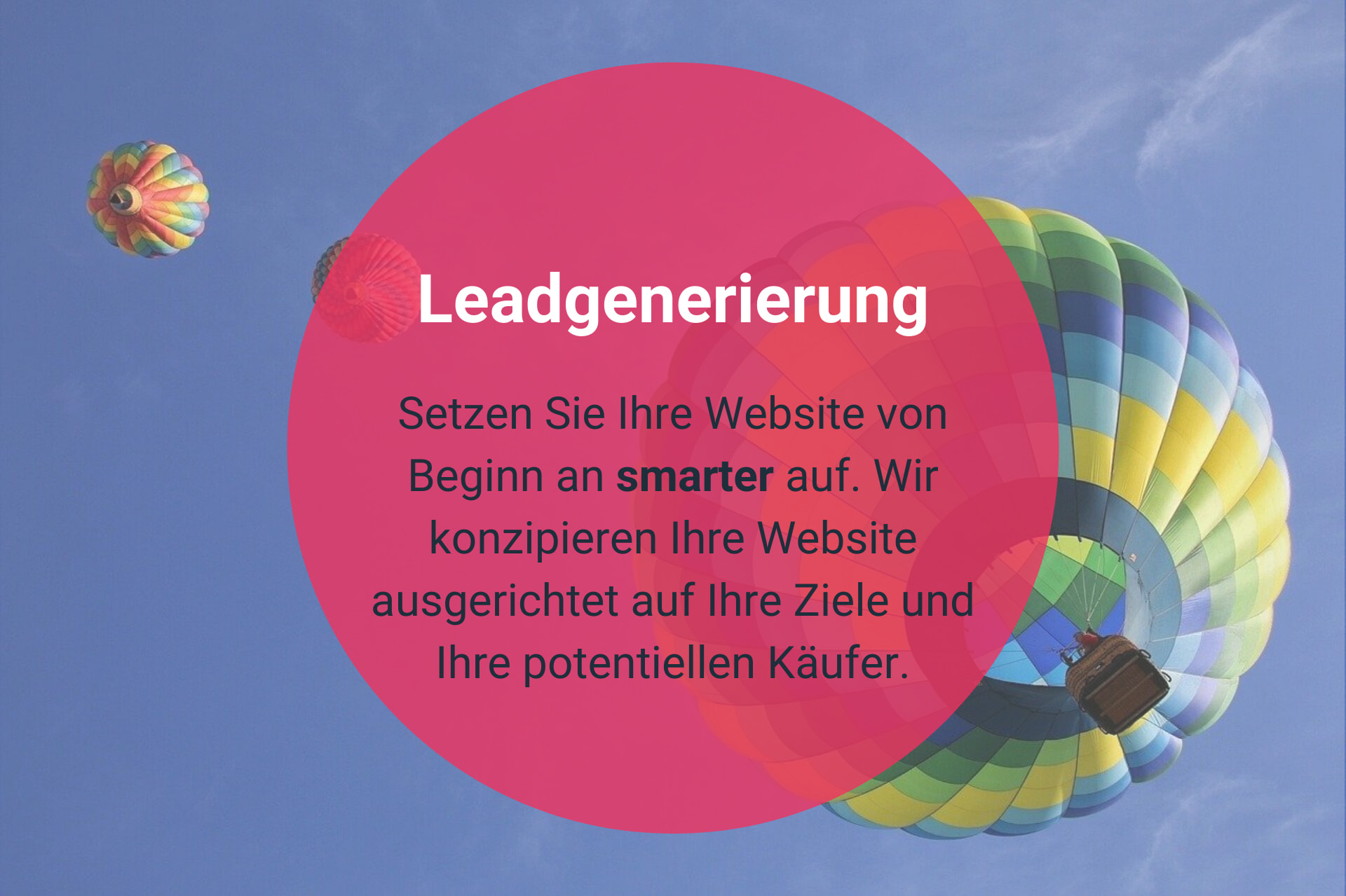 Leadgenerierung durch chocoBRAIN-Marketing