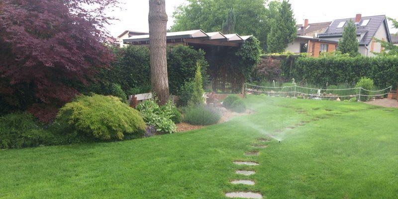 Mit Florian Feth Bewässerungsanlage bleibt ihr Rasen grün