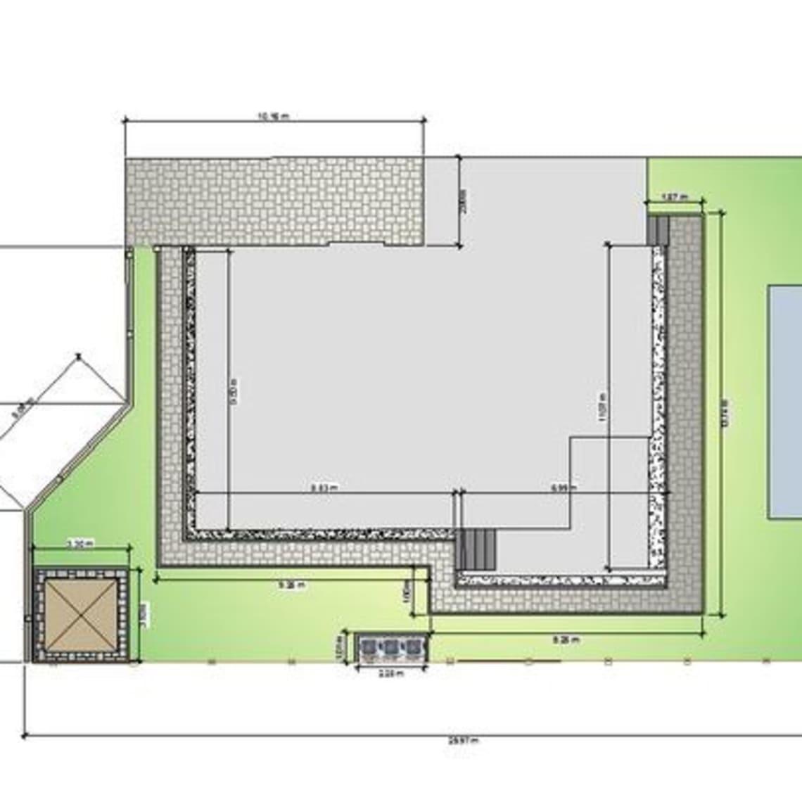 In der Gartenplanung Vorlagen und Software von Florian Feth nutzen