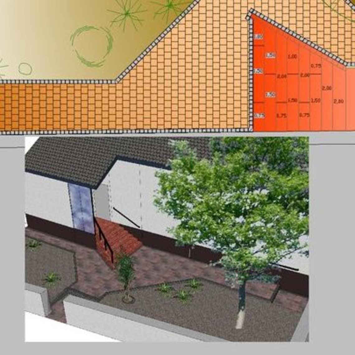 Gartplanung mit Simulationen von Florian Feth