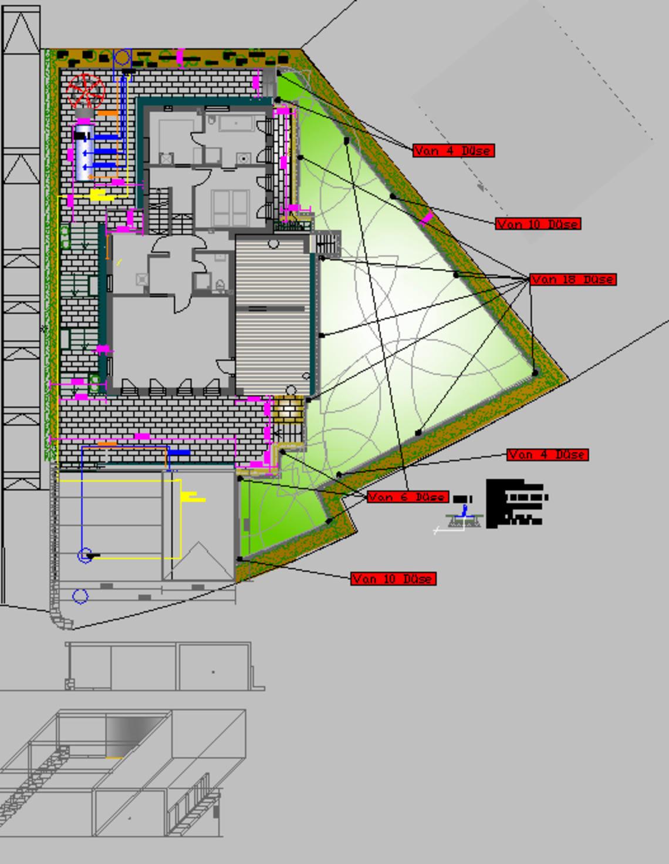 Grundriss des eigenen Garten entwerfen mit Florian Feth