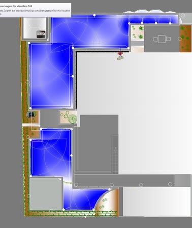 Planung Optirain Bewässerung Computer