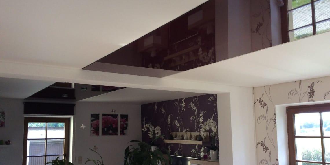 deckenstudio Jenss installiert Spann- und Lichtdecken