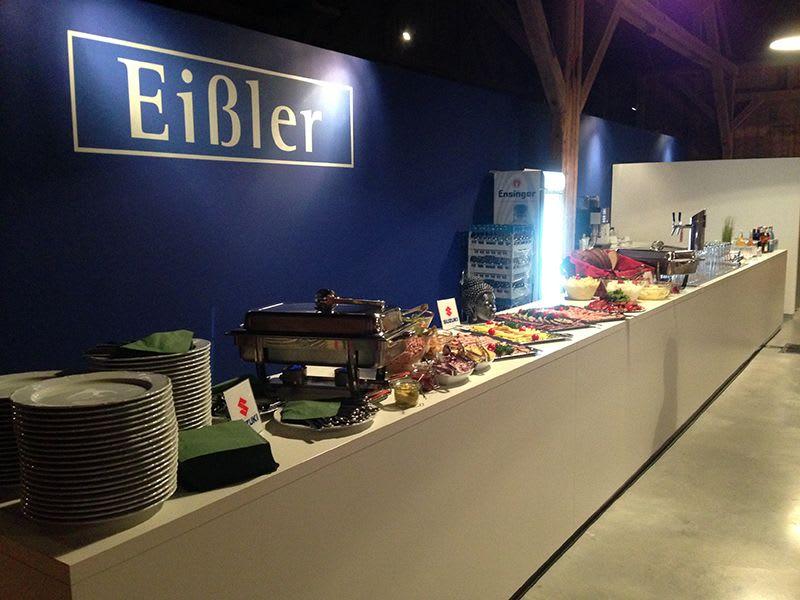 Steinbachhof Eißler Catering Buffett