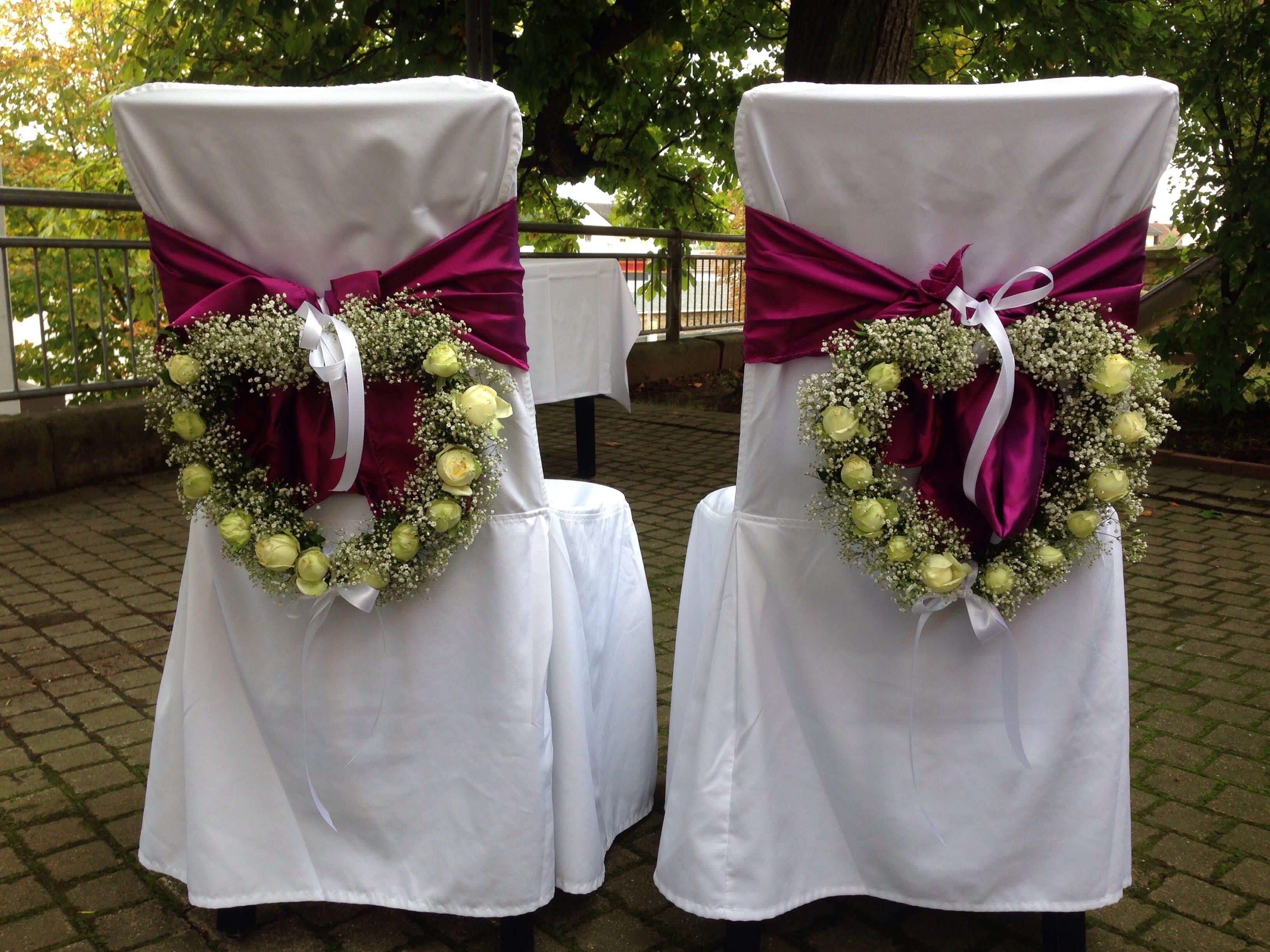 Hochzeitsstühle Alte Kelter