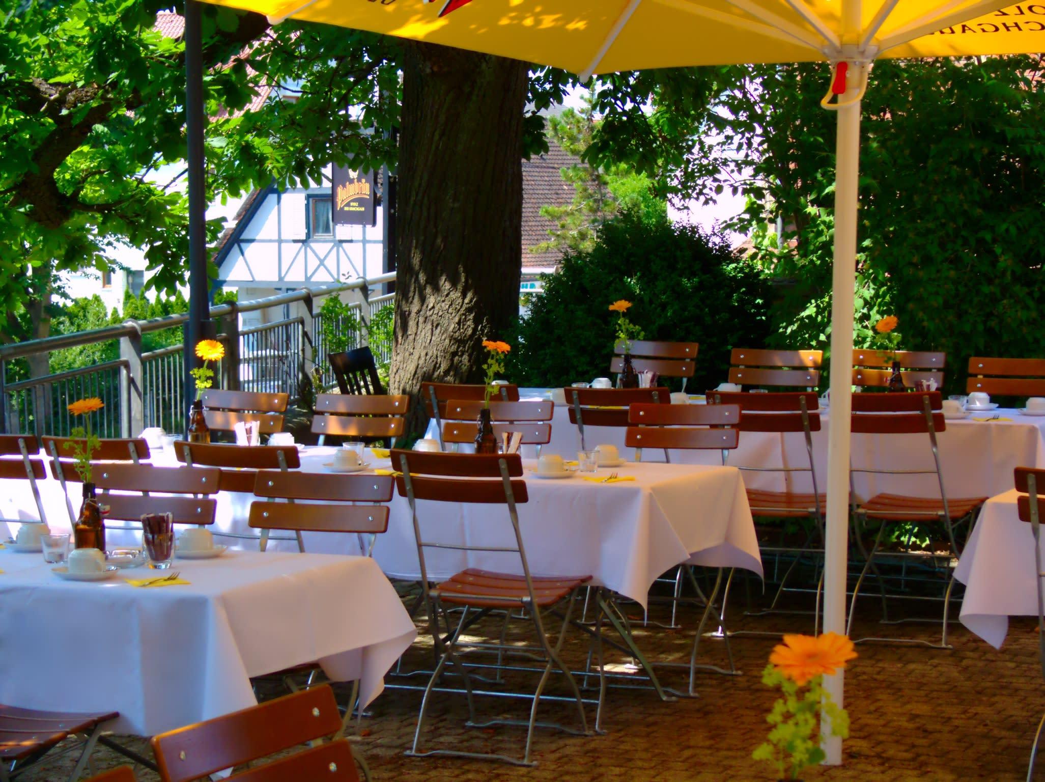 Wirtshaus Alte Kelter Biergarten