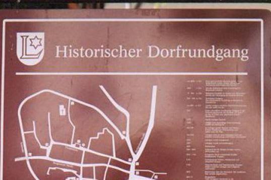 Historischer Dorfrundgang Löchgau