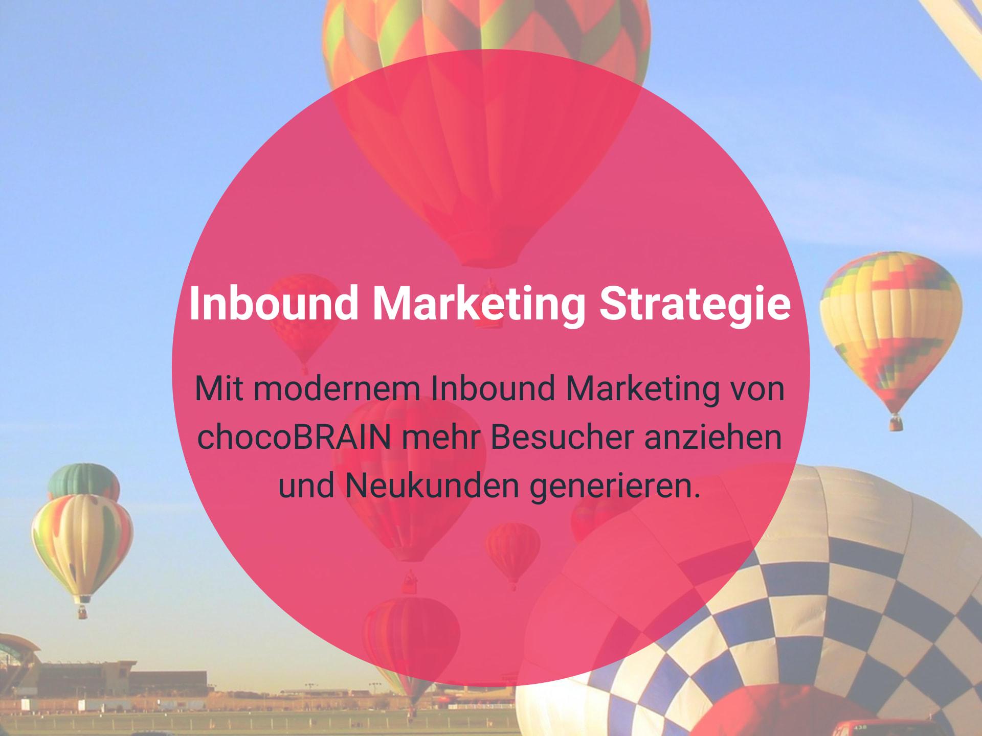 SEO Strategie von chocoBRAIN - Marketing