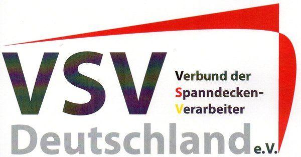 Logo Verbund für Spanndecken Verarbeiter Deutschland
