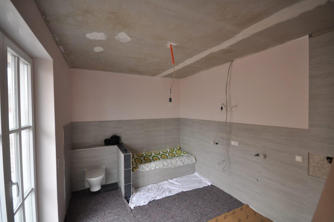 Bazimmer vorher