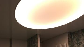 Lichtdecken von deckenstudiojenß