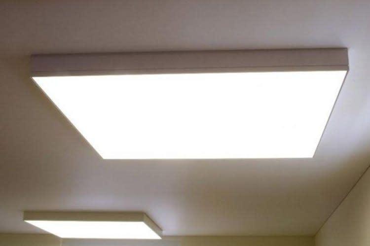 Flächenbeleuchtung Quadro Light