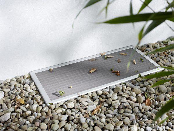 Insektenschutz für Lichtschächte Inseketenschutzsystem