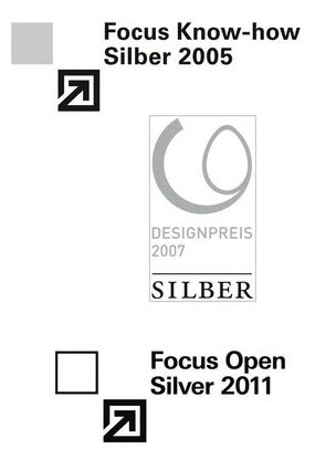 Focus Know-How Silver 2005 Fokus Open Silver 2011 Starmed