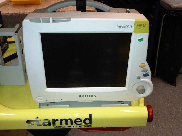 Starmed Philips Monitor Gerätehalterung