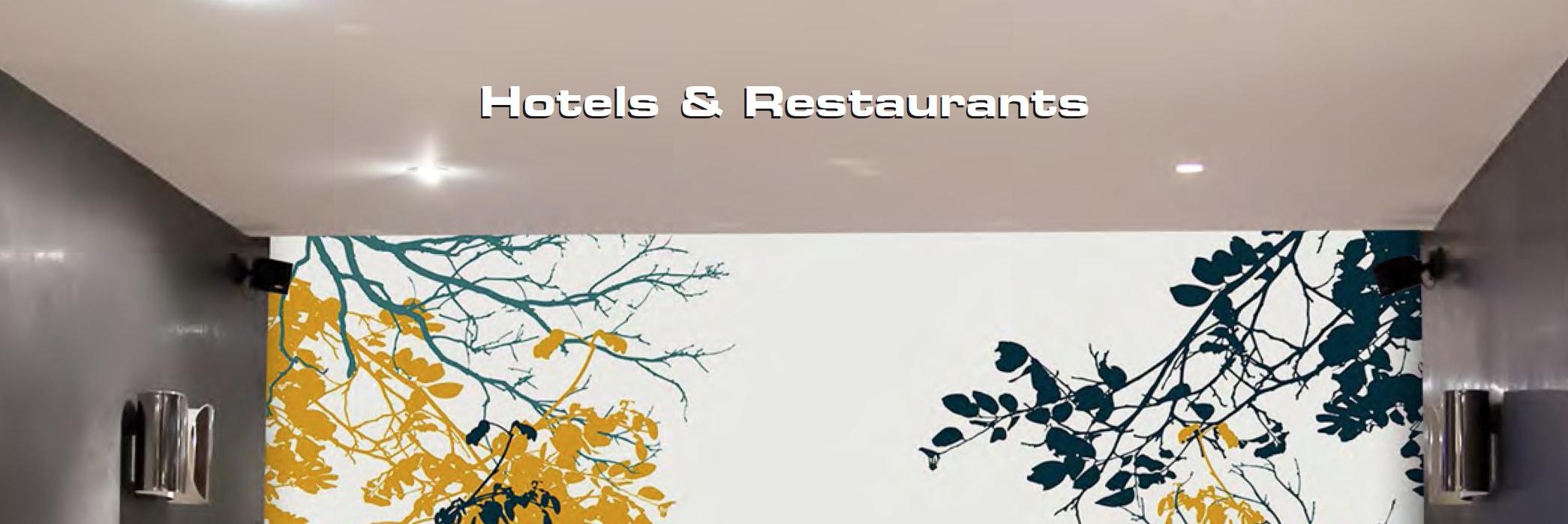 Titelbild Hotels und Restaurant Clipso Spanndecken
