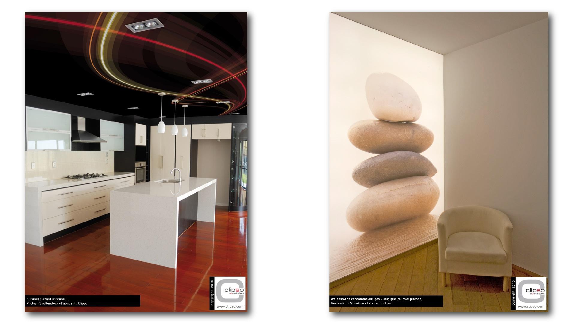 Clipso-Print Küche Spa