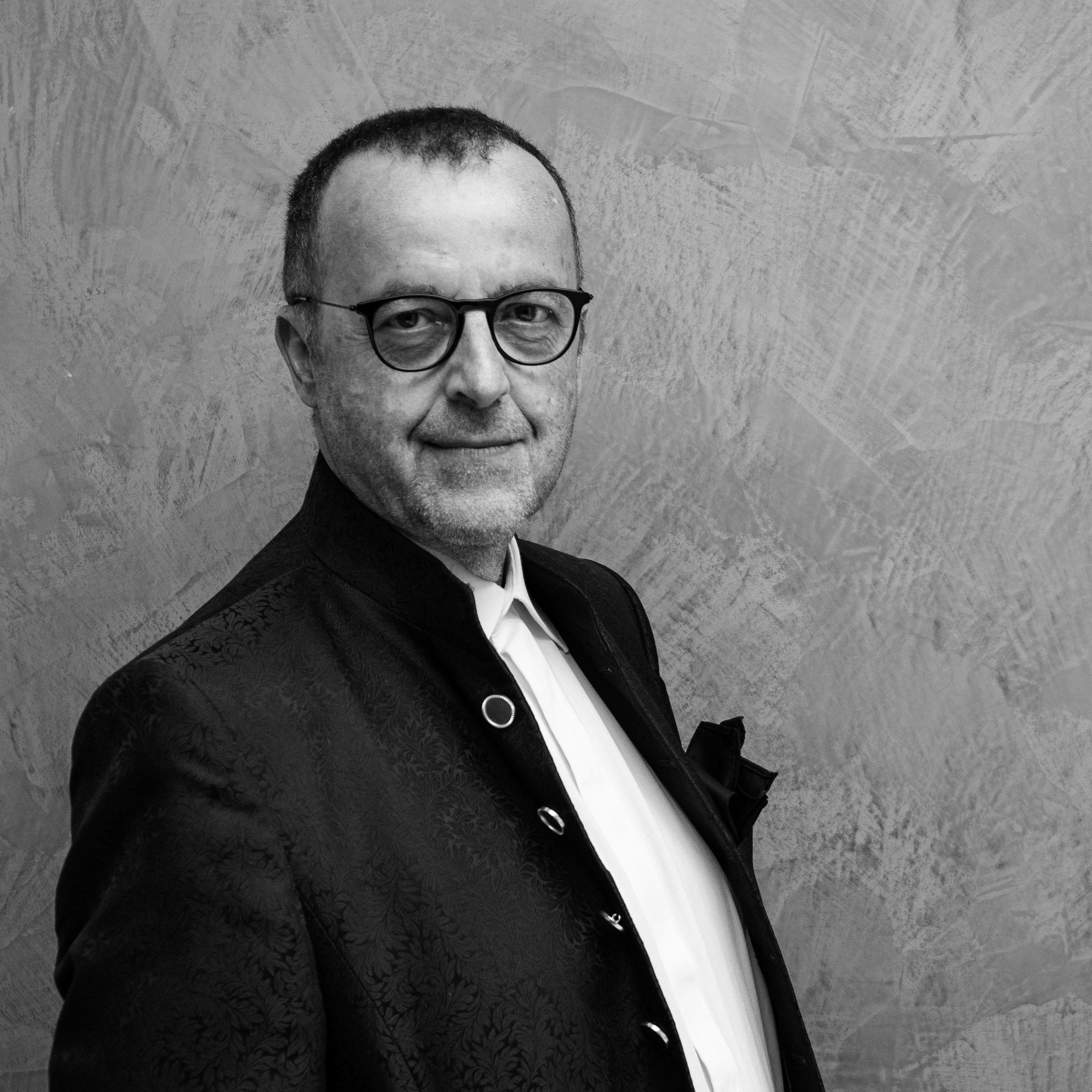 Karl Heinz Baumann Profilbild schwarz weiß