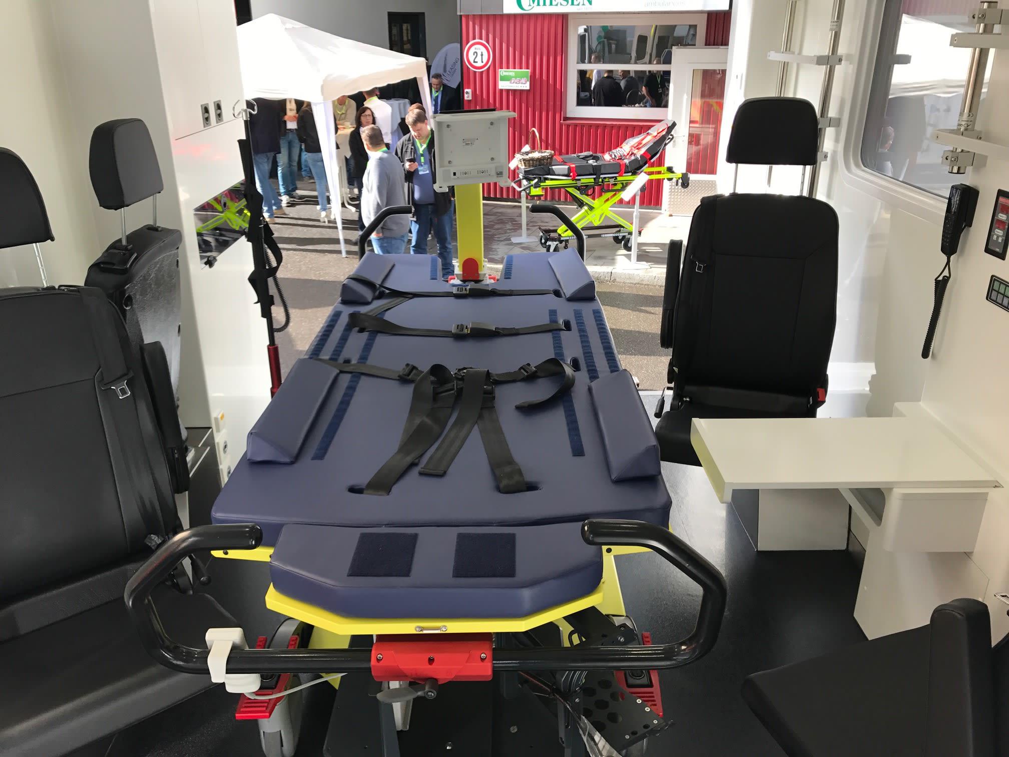 Heavystar-SITS von Starmed für DRK-Rettungsdienst Kassel