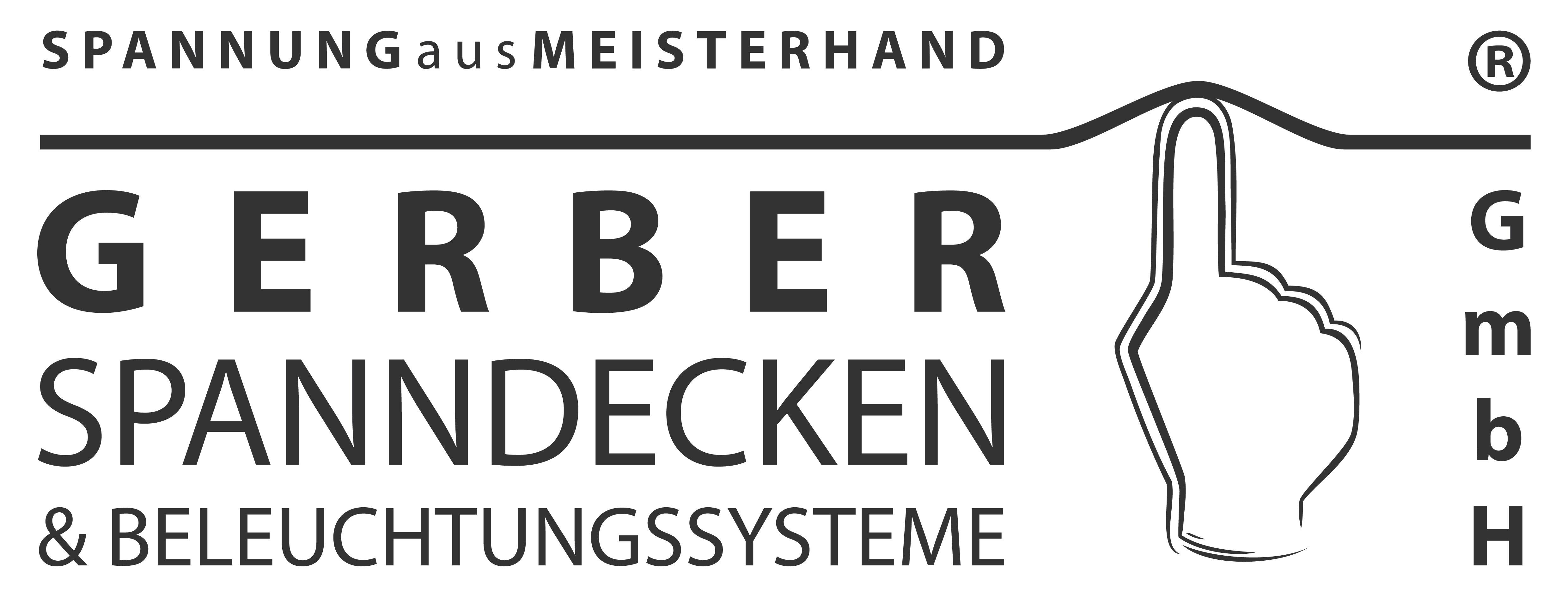 Gerber Spanndecken Logo