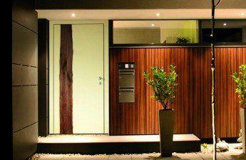 Startseite Vorteile Türen Fenster mit Holzverkleidung