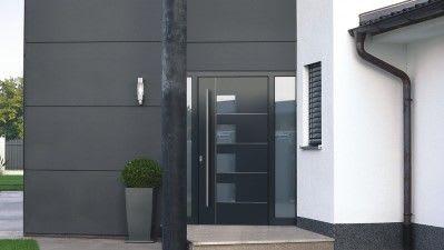 HT A 15-211 / Aluminium-Kunststoff-Haustüre AB 3700 €