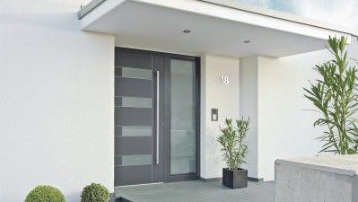 HT A 15-208 / Aluminium-Kunststoff-Haustür AB 3790 €