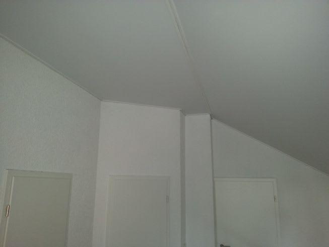 Galerie Flur weiße Spanndecke 3