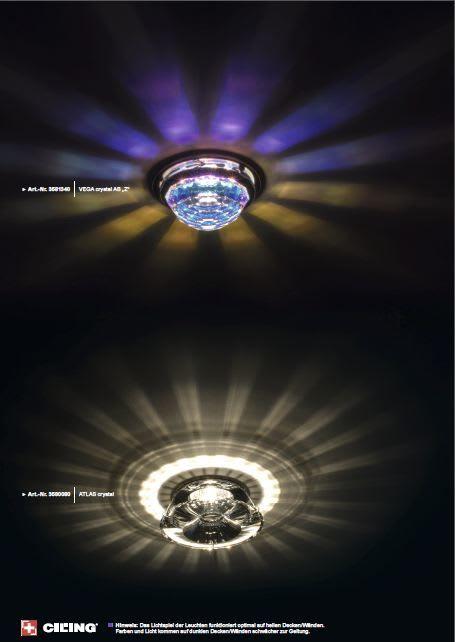 Galerie Beleuchtung Einbaustrahler CILING 6