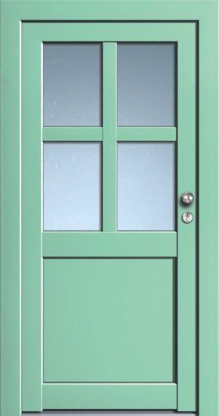 Galerie Aluminium Holz Haustüren 11