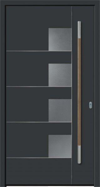 Galerie Aluminium Holz Haustüren 16