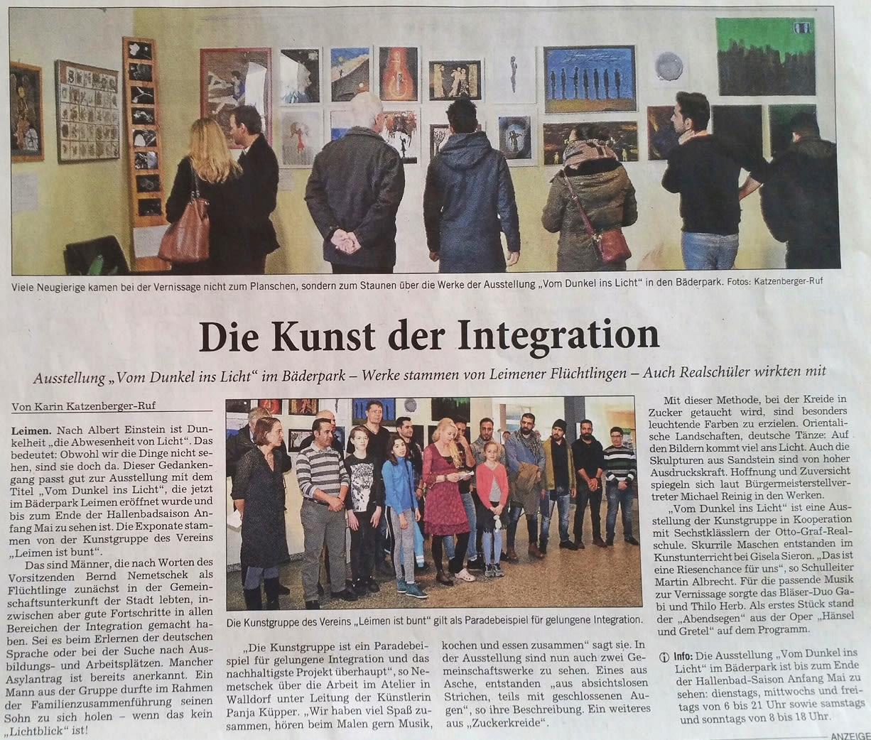Kunst Presse 1a