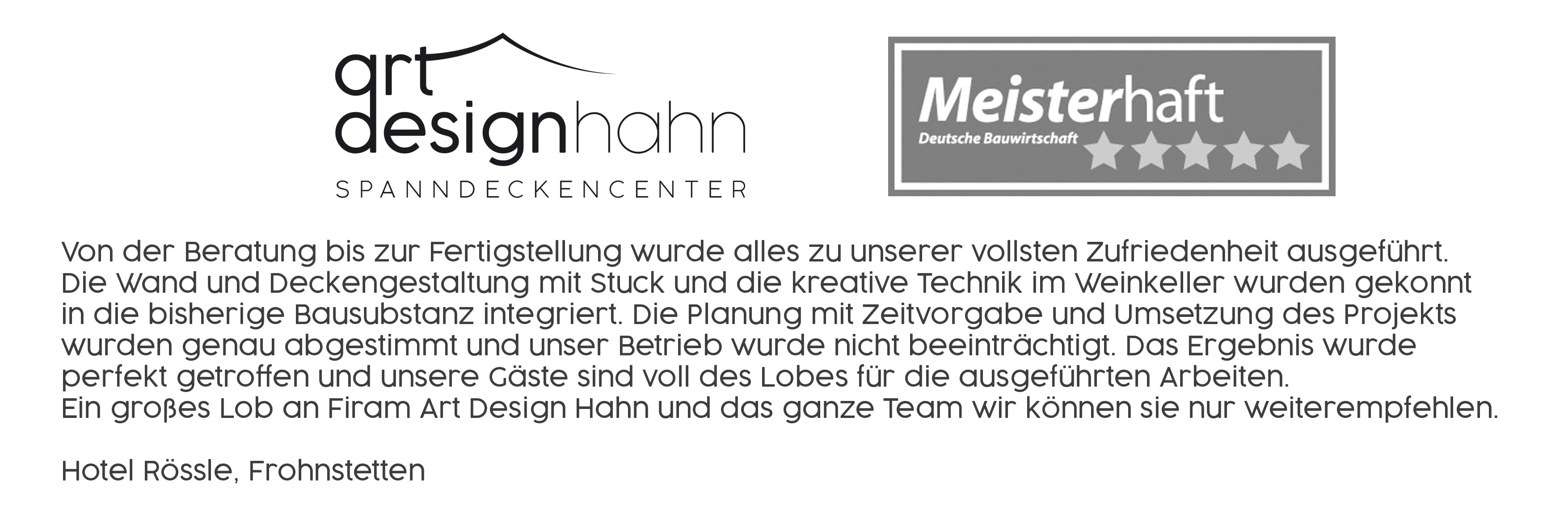 Art Design Hahn Meisterhafte Rezension 32