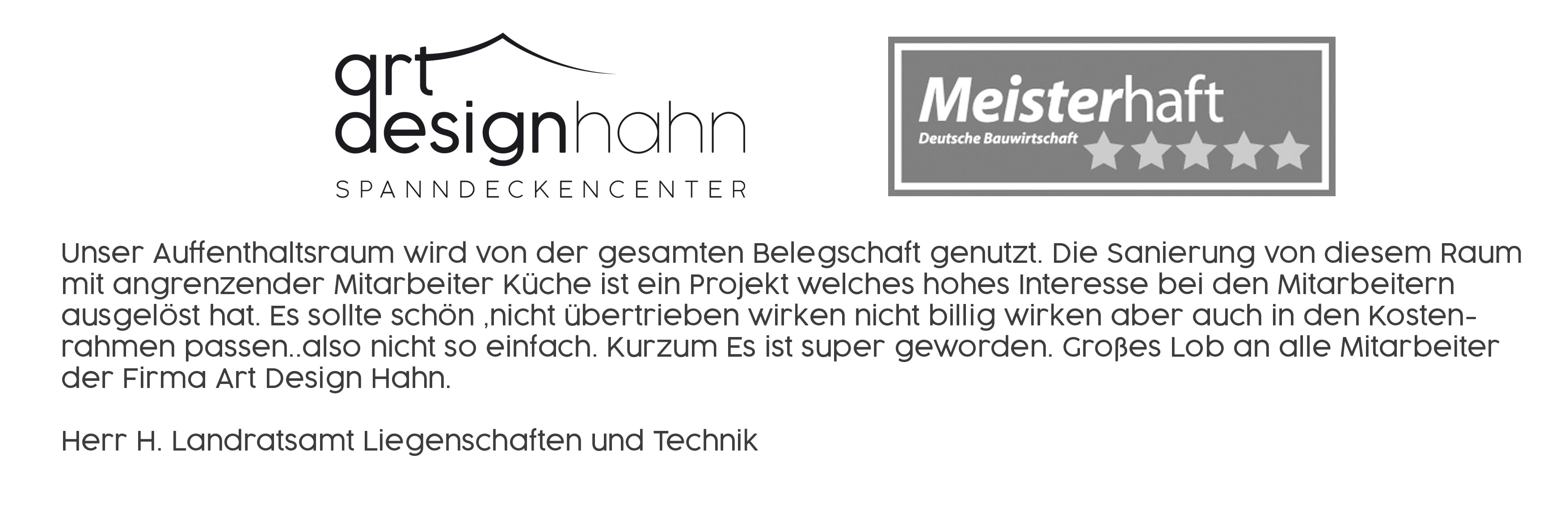Art Design Hahn Meisterhafte Rezension 40