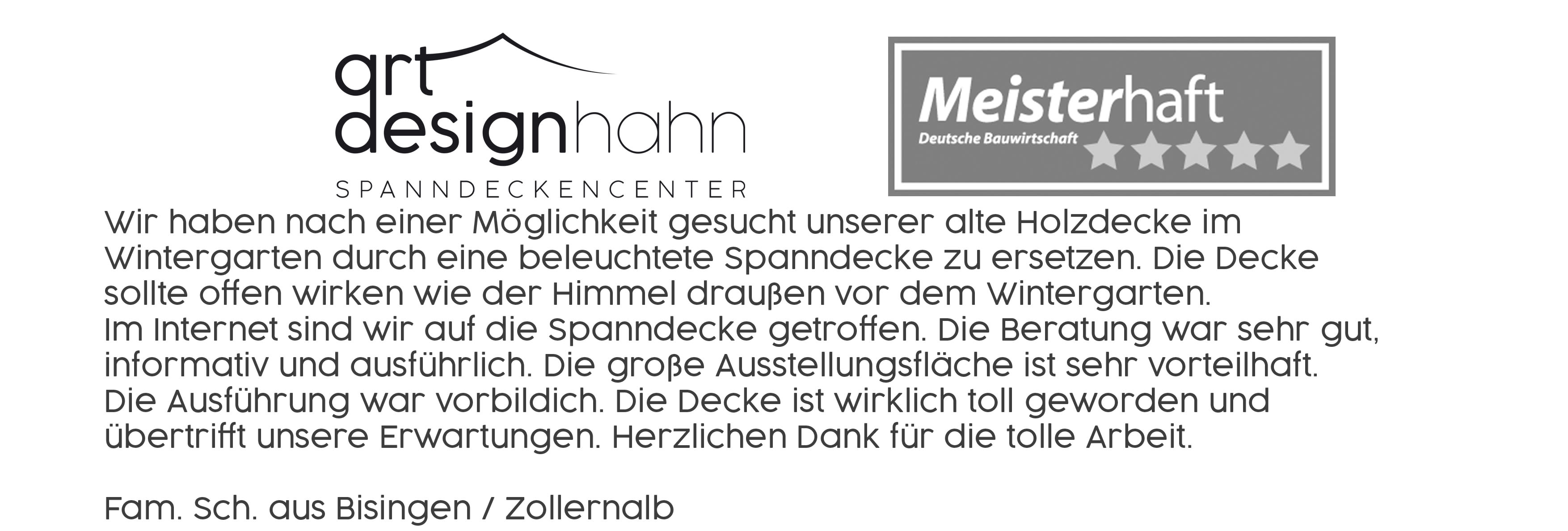 Art Design Hahn Meisterhafte Rezension 53