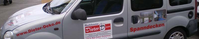 Jürgen Dieter Geschäftsauto