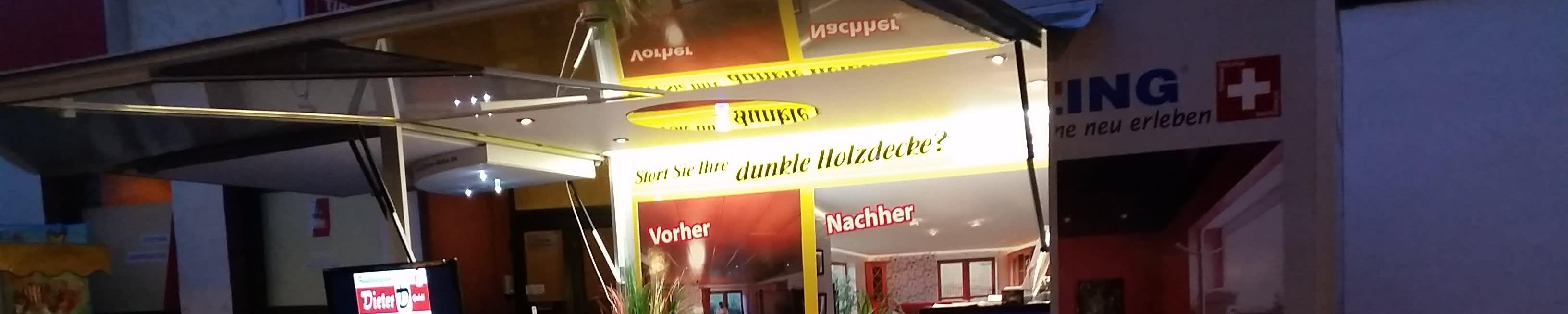 Veranstaltung Offenbach Titelbild Stand Dieter Deko