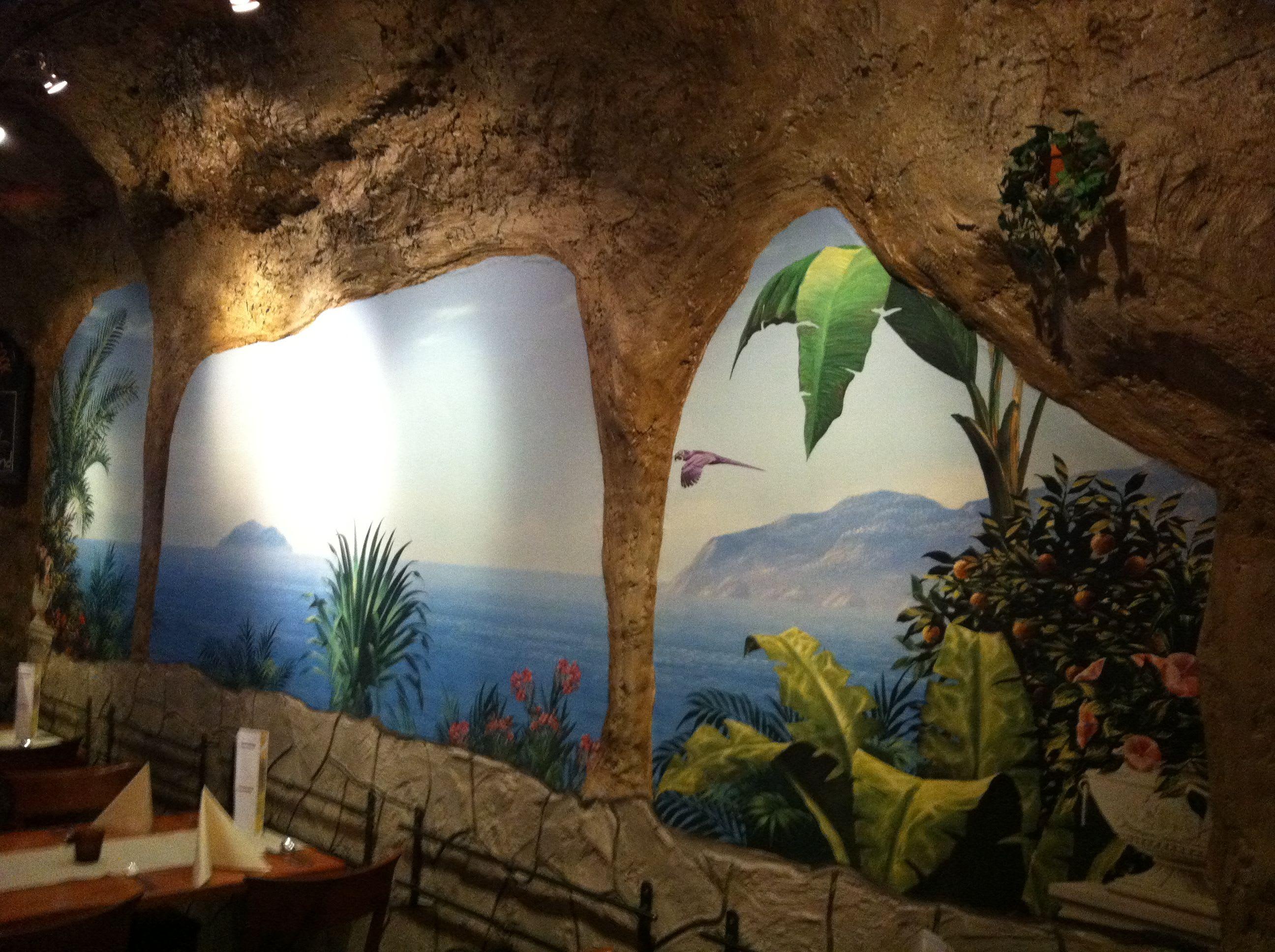 Steinimitation La Grotte Bild 9