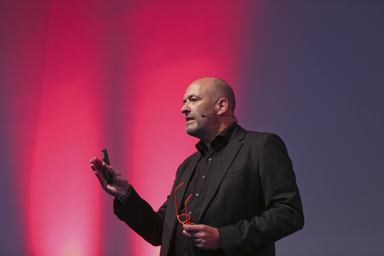 Speaker Markus Milz