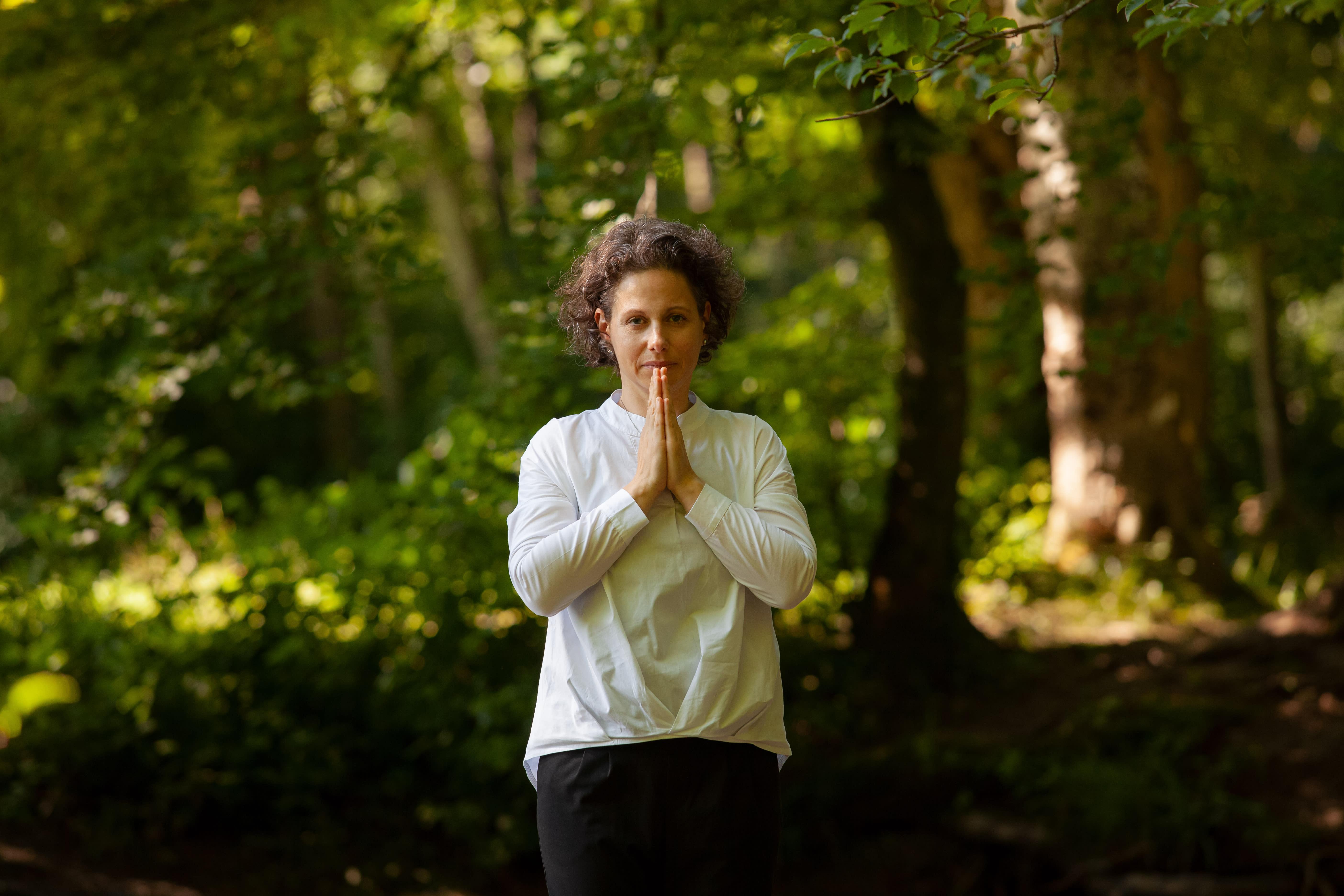Mirjam Hauptfleisch Meditation