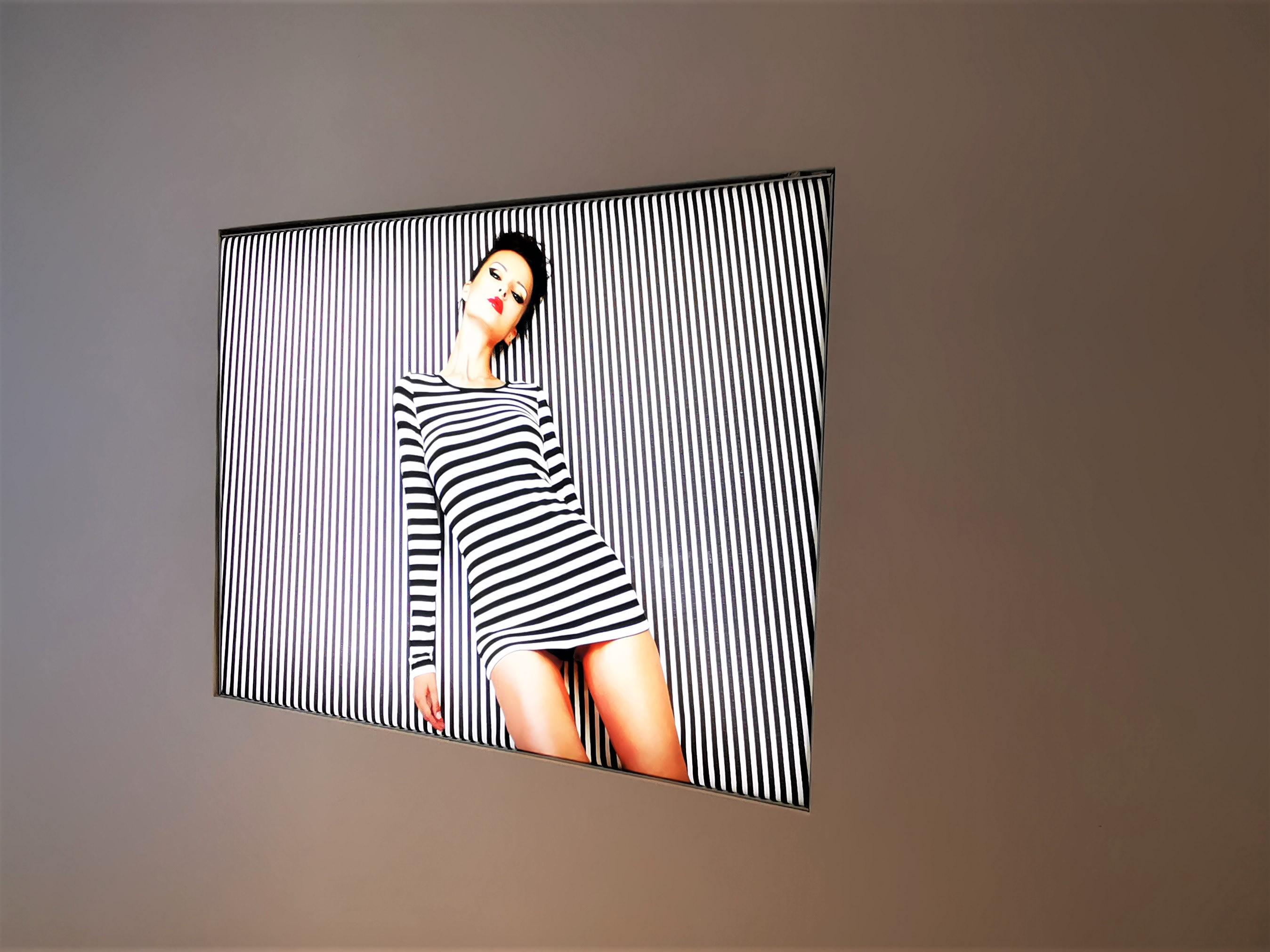 LED Spanntuch