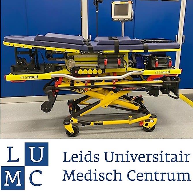 LUMC Leiden beschafft ITS Terra 100