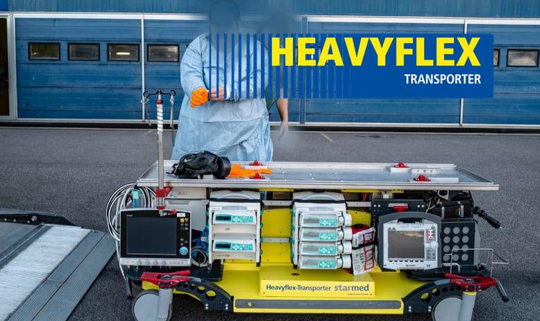 HEAVYFLEX Transporter